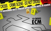 Corso ECM Scena del crimine