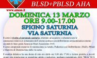 Corso BLSD AHA Marzo